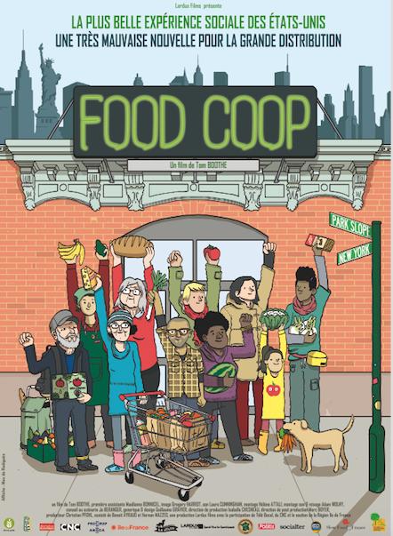 FOOD COOP : et si on créait une coopérative alimentaire