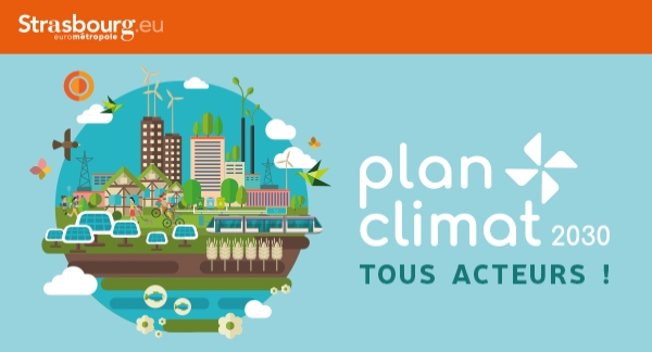 PLAN CLIMAT 2030 : Tous acteurs !