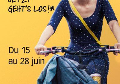 Au Boulot A Vélo!