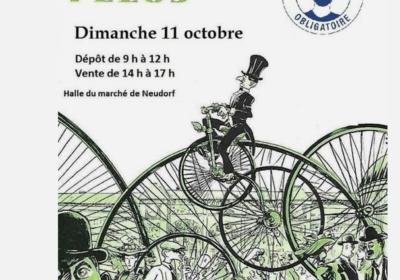 Bourse aux vélos : 3 octobre 2021