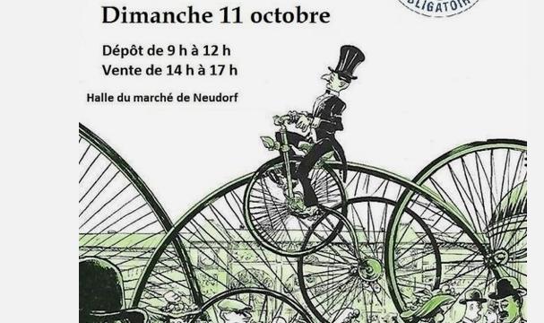 Bourse aux vélos : 21 mars 2021